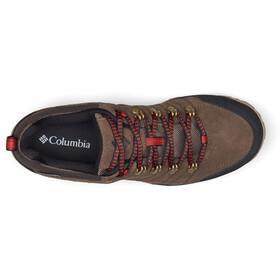 Columbia Peakfreak Venture S II WP Kengät Miehet, cordovan/fiery red